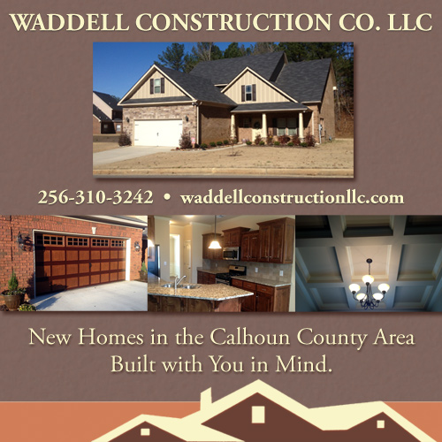 Waddell Construction Company Llc Home Builder In Alabama